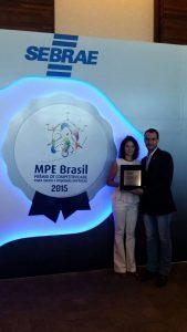 Saga Eventos prêmio MPE