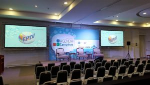 Saga Eventos - evento empresarial